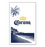 Corona Beach Towel