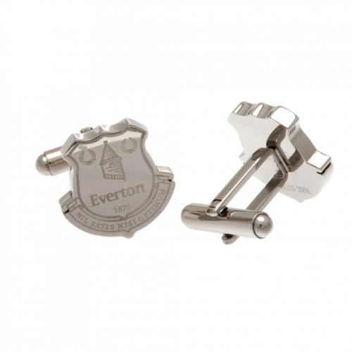 Everton F.C. Stainless Steel Cufflinks CR
