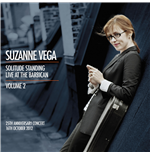 Vynil Suzanne Vega - Live At The Barbican Vol.2 (2 Lp)