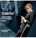 Vynil Suzanne Vega - Live At The Barbican Vol.1 (2 Lp)