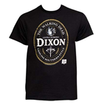 Men's WALKING DEAD Dixon Emblem T-Shirt