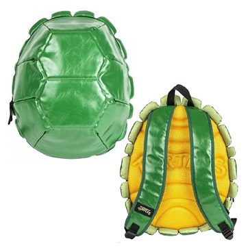 TMNT Shell Backpack With Party Wagon and Masks for only £ ...