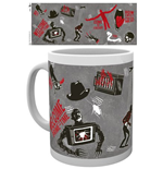Nightmare On Elm Street Mug 212746