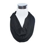 Black Flask Scarf
