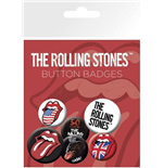 The Rolling Stones Pin 212813