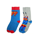 Superman 2 Pack Socks