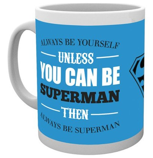 Superman Mug - Be Yourself