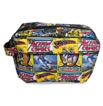 Superman Comic Strip Wash Bag