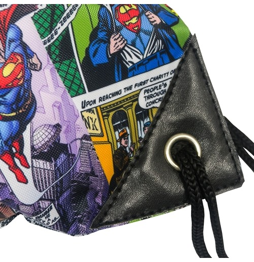 Superman Flys Pump Bag