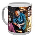 Supernatural Mug - Sam & Dean