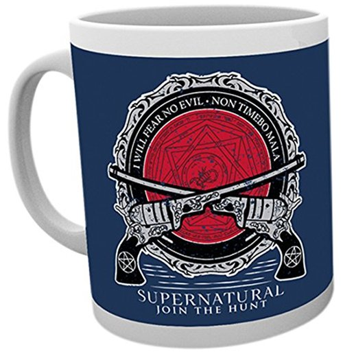 Supernatural Mug - Guns