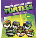 Ninja Turtles Pin 212940
