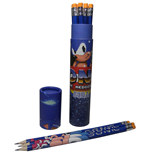Sonic Game Over Pencil Tube Set