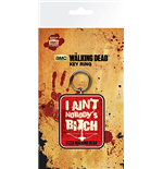 The Walking Dead Rubber Keychain - Crossbow