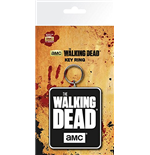 The Walking Dead Keychain - Logo