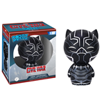 Captain America Civil War Vinyl Sugar Dorbz Vinyl Figure Black Panther 8 cm