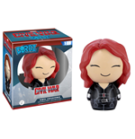 Captain America Civil War Vinyl Sugar Dorbz Vinyl Figure Black Widow 8 cm