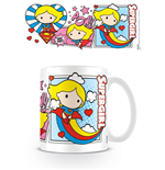 Justice League Mug Chibi Supergirl