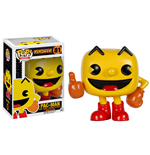 Pac-Man POP! Games Vinyl Figure Pac-Man 8 cm