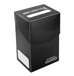 Ultimate Guard Mini Card Case 60+ Black