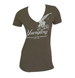 Women's YUENGLING Eagle Green T-Shirt