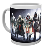 Assassins Creed Mug - Assassins