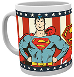Dc Comics Mug - Superman Vintage