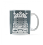 Doctor Who - Grey Dalek Mug