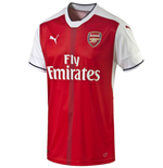 2016-2017 Arsenal Puma Home Football Shirt