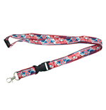 Captain America Civil War Lanyard