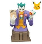 Batman The Animated Series Bust Laughing Fish Joker EE Exclusive 15 cm