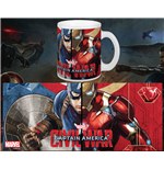 Captain America Civil War Mug Choose Your Side