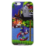 Sonic the Hedgehog iPhone Cover 213984