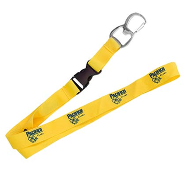 PACIFICO Lanyard Bottle Opener Yellow