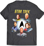 Star Trek T-Shirt Captains