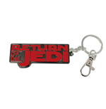 Star Wars Metal Keychain Return Of The Jedi Logo 7 cm