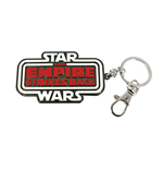 Star Wars Metal Keychain Empire Strikes Back Logo 7 cm