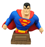 Superman The Animated Series Bust Superman 15 cm