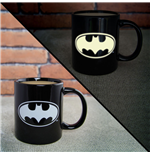 DC Comics Glow In The Dark Mug Batman Logo