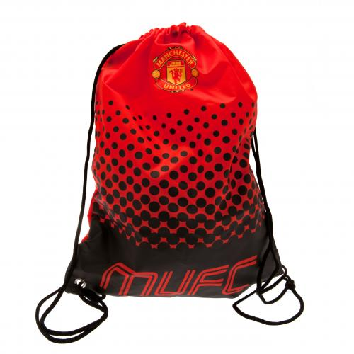 Manchester United F.C. Gym Bag