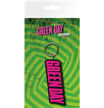 Green Day Keychain 214473