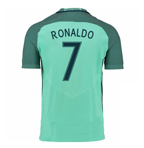 2016 17 Portugal Away Shirt Ronaldo 7 For Only 163 92 00