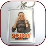 Big Bang Theory Keychain 214590