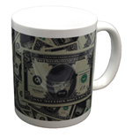 Breaking Bad Mug - Heisenberg Dollar