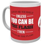 Dc Comics  Mug - Flash - Be Yourself