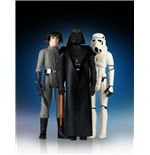 Star Wars Jumbo Kenner Action Figures 3 Pack Villain Set 30 cm