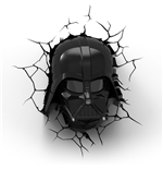 Star Wars 3D LED Light Darth Vader