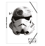 Star Wars Episode VII Elastic Band Folder A4 Stormtrooper Case (12)
