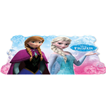 Frozen Lenticular Placemat Assortment Anna & Elsa (10)