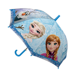Frozen Umbrella Elsa, Anna & Olaf